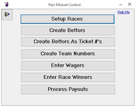 What is pari mutuel betting in golf r and j hill sports betting